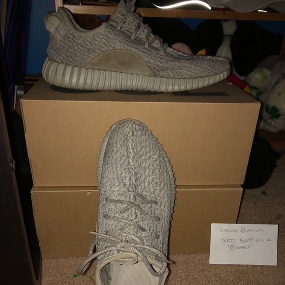"""online store a2284 43c82 Adidas Yeezy Boost 350 V1 """"Moonrock"""""""